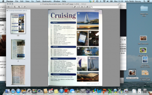 Cruising Association Contents